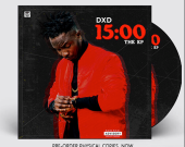 15:00 The EP (PHYSICAL CD) - DXD