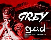 Ghetto Odd Dangerous (g.o.d) - Grey (DIGITAL ALBUM)