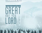 Great Are You Lord - Cwesi Oteng & Flo'Riva Inc