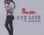 Ay3 Late - Pappy Kojo ft. Sarkodie