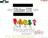 FAQs (Frequently Asked Questions) - Slicker Stk