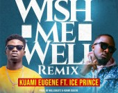 Wish Me Well (Remix) - Kuami Eugene ft Ice Prince
