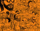 Orange Card (FruitopianRaps) - Wanlov The Kubolor (Digital Album)