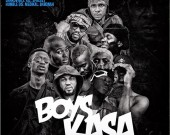 Boys Kasa - R2bees ft King Promise,Kwesi Arthur,DarkoVibes,RJZ,$pacley,Humble...