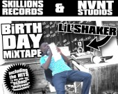 Lil'Shaker Birthday Mixtape - Shaker (Digital Album)