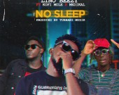 No Sleep - Lino Beezy ft Medikal & Kofi Mole