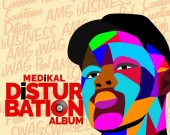 Disturbation - Medikal (Digital Album)