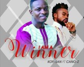 I Am A Winner - Kofi San ft Cano-Z