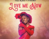 Love Me Now - Feli Nuna  ft Stonebwoy