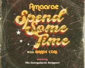 Spend Some Time - Amaarae ft.Wande Coal