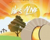 He's Alive - Nkyiremma Ministry (Digital Album)
