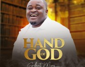 Hand Of God - Gilbert Myers