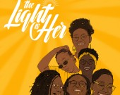 The Light Is Her - Black Girls Glow (Digital Album)
