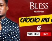 Chocho MuchoTubhani Live Version (Cover) - Tubhani Muzik ft  Bless Gh