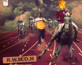 Running With Men On Horses - Yung Pabi