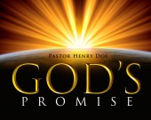 God's Promise - PHD