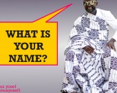 What Is Your Name - Onua Yosef