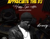 Appreciate The Dj -  Ikroniq