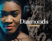 Diamonds Cover - Aduhemaa